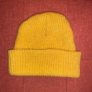 Ribbed Knit Beanie